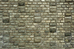 La pared de piedra imagen de archivo