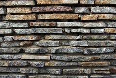 La pared de piedras del ladrillo Fotografía de archivo libre de regalías