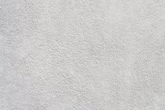La pared enyesada blanca Fotografía de archivo