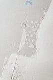 La pared enyesada blanca Fotografía de archivo libre de regalías