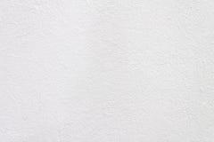La pared enyesada blanca Imagenes de archivo