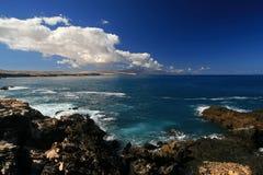 La Pared in Fuerteventura. La Pared, Fuerteventura, Canary Islands, Spain Stock Photos