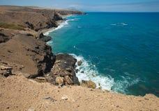 La Pared, Fuerteventura Stock Images