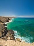 La Pared, Fuerteventura Stock Image