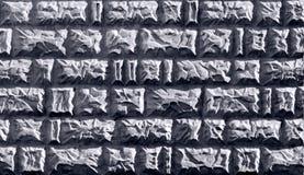 La pared moderna Imágenes de archivo libres de regalías