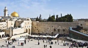La pared occidental, Jerusalén, Israel Imagenes de archivo
