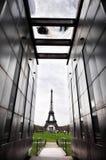 La pared para la paz en París Fotografía de archivo libre de regalías