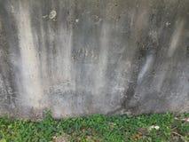 La pared sucia imagen de archivo libre de regalías