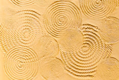 La pared textured circular Libre Illustration