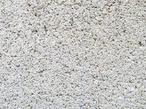 La pared y el piso del cemento del mortero de la arena texturizan el fondo Foto de archivo libre de regalías