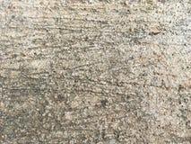 La pared y el piso del cemento del mortero de la arena texturizan el fondo Fotografía de archivo