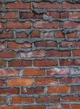 La parete Fotografia Stock Libera da Diritti