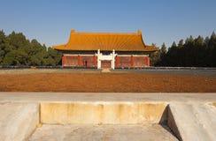 La parete, altare di terra e raccolte Immagine Stock