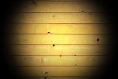 La parete dell'assicella Immagine Stock