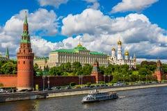 La parete di Cremlino Fotografia Stock
