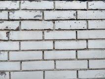 La parete di una casa nella vecchia parte della città! Immagini Stock