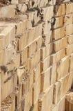 Cava di marmo Immagine Stock Libera da Diritti