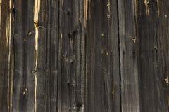 La parete di uno stabilmento balneare abbandonato Fotografia Stock