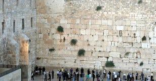 La parete occidentale Immagini Stock Libere da Diritti