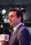 La parole d'exécutif de Renault Photo stock