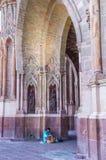 La parroquia de圣米格尔arcangel 免版税库存图片