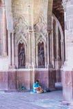 La parroquia DE San Miguel arcangel Royalty-vrije Stock Afbeelding