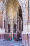 La parroquia de san miguel arcangel Royalty Free Stock Images