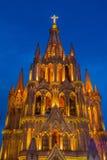 La parroquia de san miguel arcangel Royalty Free Stock Photo
