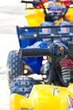 La parte de ATV Fotografía de archivo libre de regalías