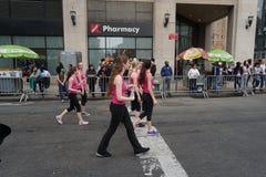 La parte 4 25 del desfile de la danza de 2015 NYC Imagenes de archivo