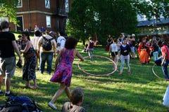La parte 2015 del festival de la ficción 2 85 Fotografía de archivo libre de regalías