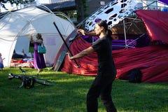 La parte 2015 del festival de la ficción 2 97 Fotografía de archivo libre de regalías