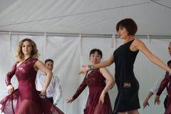 La parte 4 30 di 2015 NYC DanceFest Fotografia Stock