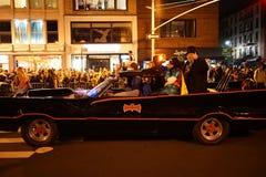 La parte 2015 di parata di Halloween del villaggio 3 60 Fotografia Stock Libera da Diritti