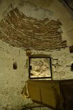 La parte inferiore del Golgotha Immagine Stock Libera da Diritti