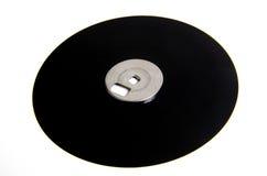 La parte interna dell'gli anni 80 a disco magnetico Fotografie Stock
