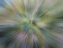 La parte radiale astratta allinea il fondo Fotografia Stock