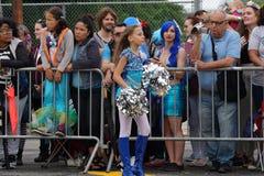 La partie 2015 de défilé de sirène 60 Photos stock