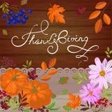 La partie de Potluck de jour de thanksgiving, illustration friendsgiving de vecteur a placé d'isolement calibre de bannière illustration libre de droits