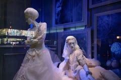 La partie 2015 de Windows de vacances de Fifth Avenue 18 Photos stock