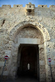 Porte de Zion Photo libre de droits