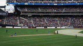La partita 2015 delle Tutto stelle del cricket a New York Immagini Stock