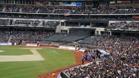 La partita 2015 delle Tutto stelle del cricket a New York Fotografie Stock