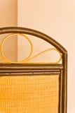 La partition en bois photos stock