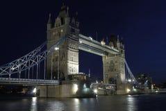 La passerelle Londres de tour Photographie stock