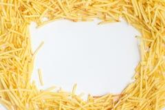 La patata pega el marco Fotos de archivo libres de regalías