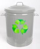 La pattumiera ricicla Royalty Illustrazione gratis