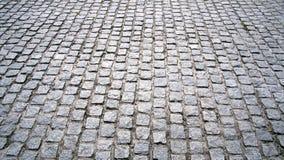 La pavimentazione del blocco Immagini Stock