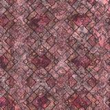 La pavimentazione dell'arenaria gradiscono la struttura astratta con le macchie ed irregolari Fotografia Stock