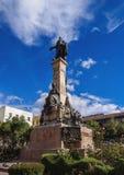 la paz Боливии стоковое фото
